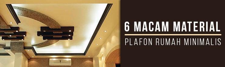 plafon rumah minimalis, material plafon rumah, model plafon gypsum, plafon grc, shunda plafon