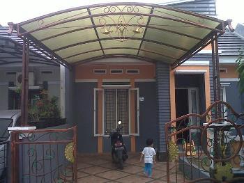 5 Jenis Kanopi Rumah Yang Umum Dipakai Harga Kanopi Murah