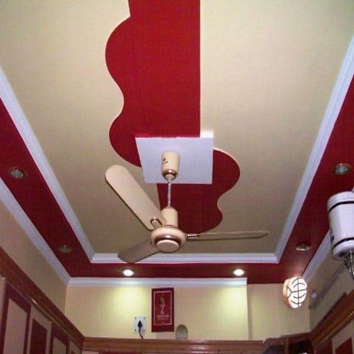 5 Warna Plafon Gypsum Yang Membuat Ruangan Terlihat Luas