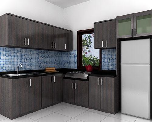 Kitchen Set Kabinet