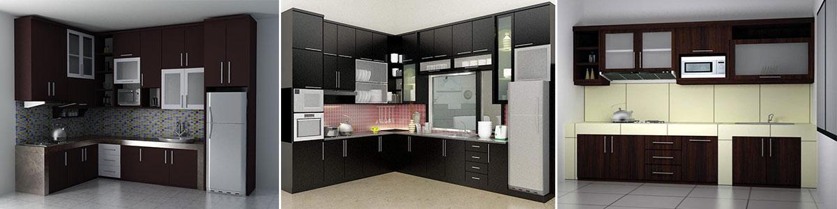 3 Warna Yang Cocok Untuk Kitchen Set Minimalis